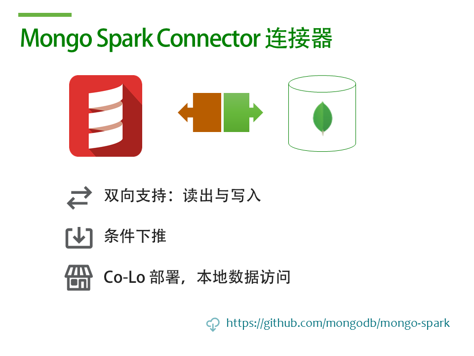 Mongo Spark Connector连接件
